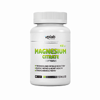 Magnesium Citrate 90softgel